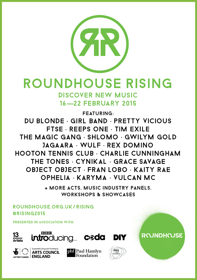 Roundhouse rising poster